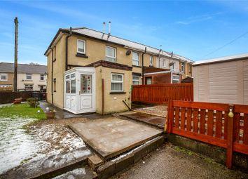 Thumbnail 2 bed end terrace house for sale in Glanffrwd Avenue, Ebbw Vale, Blaenau Gwent