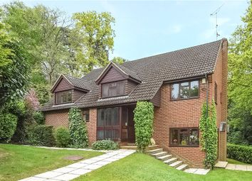 Thumbnail 5 bed detached house for sale in Whittle Close, Sandhurst, Berkshire