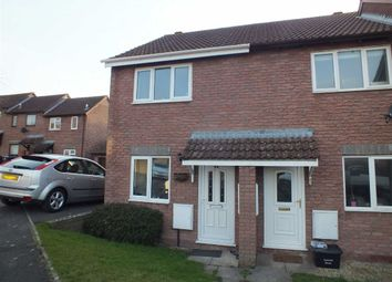 Thumbnail 2 bed end terrace house to rent in Bremeridge Road, Westbury, Wiltshire