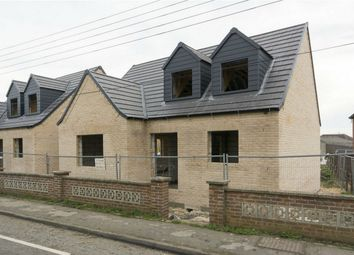 Thumbnail 3 bedroom detached house for sale in Spalding Common, Spalding, Lincolnshire