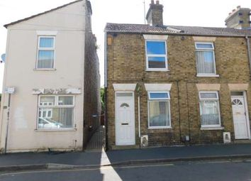 Thumbnail 2 bed end terrace house to rent in Vergette Street, Eastfield, Peterborough