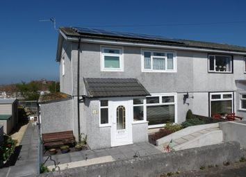 Thumbnail 3 bedroom property to rent in Coombe Park Lane, Plymouth