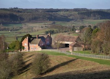 Thumbnail 7 bed property for sale in Shelsley Beauchamp, Worcester