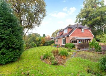 Thumbnail 3 bed detached house for sale in East Grinstead Road, North Chailey, East Sussex