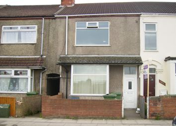 Thumbnail 3 bed terraced house for sale in Wellington Street, Grimsby