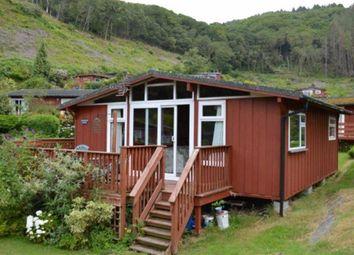 Thumbnail 3 bed property for sale in Heddwch Lodge, 31, Aberdovey Lodge Park, Aberdovey, Gwynedd