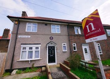 Thumbnail 2 bed terraced house for sale in Farmstead Road, Catford, London