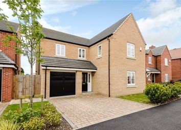 Thumbnail 4 bed detached house for sale in 82 Charlotte Way, Peterborough