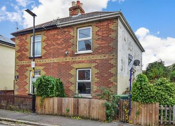 Thumbnail 2 bed semi-detached house for sale in Cross Street, Oakfield, Ryde, Isle Of Wight
