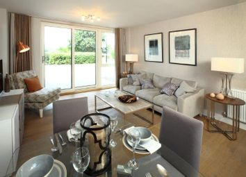 Thumbnail 2 bed flat for sale in Water's Edge, Firepool, Taunton