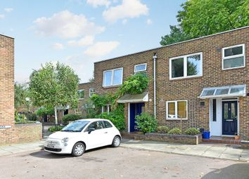 Thumbnail 3 bed end terrace house to rent in Vicars Close, London