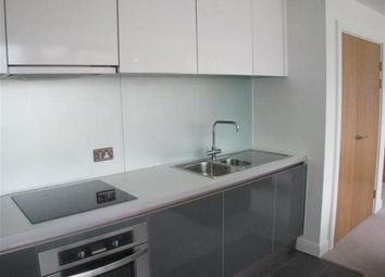 Thumbnail 1 bed flat to rent in One Park West, 31 Strand Street, Liverpool