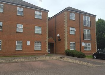Thumbnail 2 bed flat to rent in St. Martins House, Latymer Court, Northampton