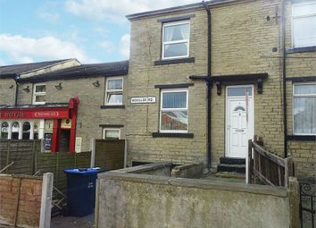 Thumbnail 1 bed terraced house for sale in Wooller Road, Low Moor, Bradford, West Yorkshire