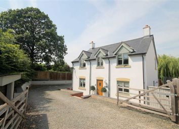 Thumbnail 4 bedroom detached house for sale in Gorsley, Ross-On-Wye