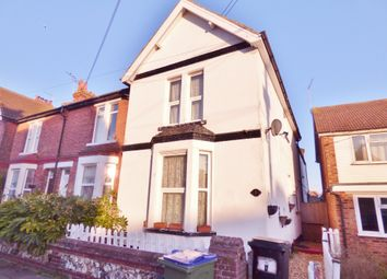 Thumbnail 3 bedroom end terrace house to rent in Stanhope Road, Littlehampton