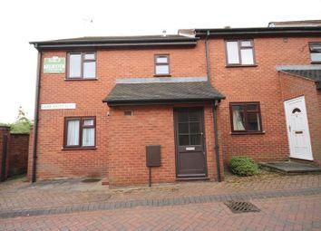 Thumbnail 1 bed flat for sale in Cross Street, Market Drayton