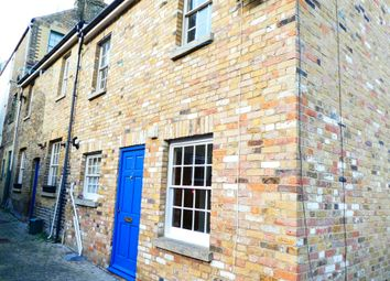 Thumbnail 1 bed end terrace house for sale in Queen Victoria Row, High Street, Dover, Kent