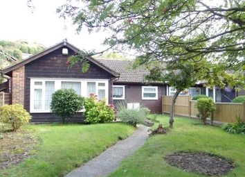 Thumbnail 2 bed bungalow for sale in Folkestone Road, Dover, Kent