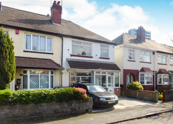 Thumbnail 3 bed end terrace house for sale in Freda Road, West Bromwich