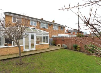 Thumbnail 4 bed semi-detached house for sale in Lower Ashley Road, New Milton