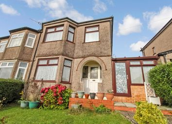 Thumbnail 3 bed semi-detached house for sale in Beechwood Crescent, Newport