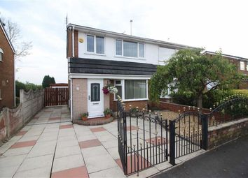 Thumbnail 3 bed semi-detached house for sale in Parkfields, Abram, Wigan