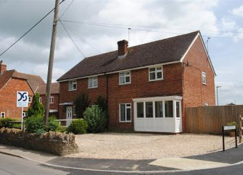 Thumbnail 3 bed semi-detached house for sale in Bow Road, Stanford In The Vale, Faringdon
