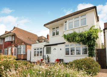 Thumbnail 4 bed detached house for sale in Warwick Avenue, Edgware