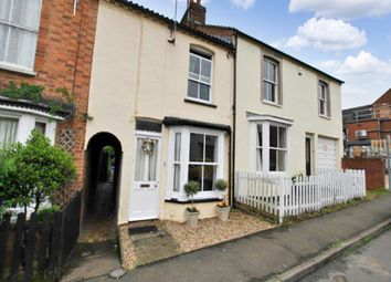 Thumbnail 3 bed terraced house to rent in Vicarage Street, Woburn Sands, Milton Keynes