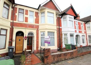 Thumbnail 5 bed terraced house to rent in Summerfield Avenue, Heath, Cardiff