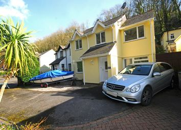 Thumbnail 4 bed detached house for sale in Waterhead Close, Kingswear, Dartmouth