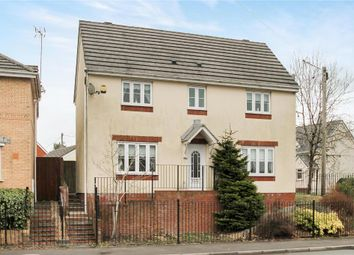 Thumbnail 4 bed detached house for sale in Parc Bevin, Croespenmaen, Newport