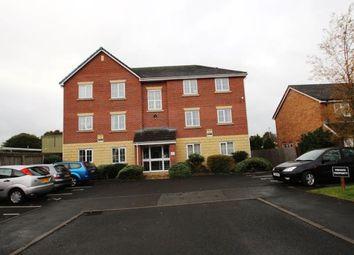 Thumbnail 2 bed flat for sale in Granville House, Gladstone Close, Blackburn, Lancashire
