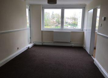Thumbnail 1 bedroom flat to rent in Harve Towers, Weston, Southampton