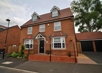 Thumbnail 5 bed detached house for sale in Perrott Way, Birmingham