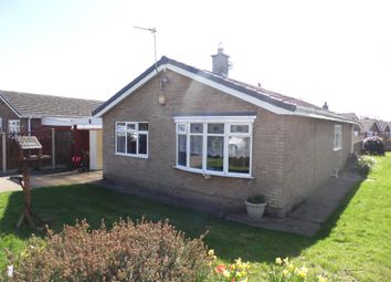 Thumbnail 3 bed detached bungalow for sale in Balmoral Close, Wragby, Market Rasen