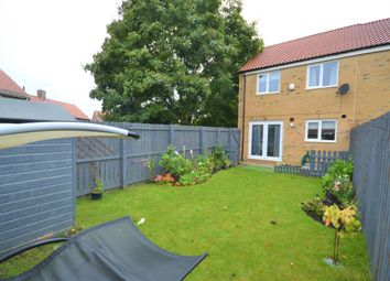 Thumbnail 3 bedroom end terrace house for sale in Mirabelle Way, Harworth, Doncaster