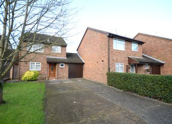 Thumbnail 3 bedroom link-detached house for sale in Willowside, Woodley, Reading