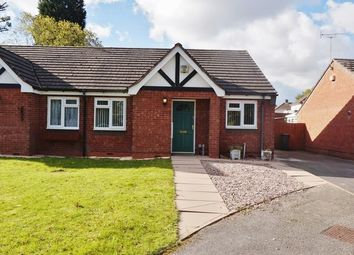 Thumbnail 2 bed bungalow for sale in Hollyoak Croft, Northfield, Birmingham