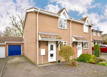 Thumbnail 3 bed semi-detached house for sale in Morden Road, Papworth Everard, Cambridge, Cambridgeshire