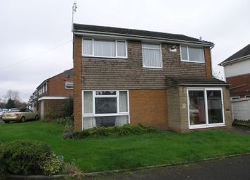 Thumbnail 3 bed detached house for sale in Kent Road, Halesowen