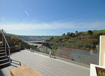 Thumbnail 3 bedroom flat for sale in Higher Contour Road, Kingswear, Dartmouth