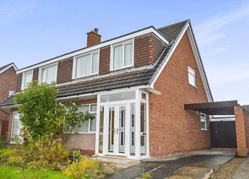 Thumbnail 3 bedroom semi-detached house to rent in Compton Green, Fulwood, Preston