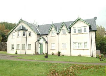 Thumbnail 2 bed flat to rent in Dalandhui West, Garelochhead