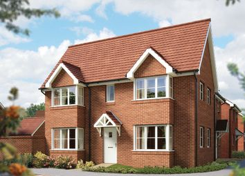 "Thumbnail 3 bed semi-detached house for sale in ""The Sheringham"" at Archer's Way, Amesbury, Salisbury"