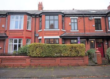 4 bed terraced house for sale in Newton Avenue, West Didsbury, Didsbury, Manchester M20