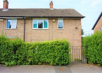 Thumbnail 3 bed end terrace house for sale in Heights Drive, Leeds
