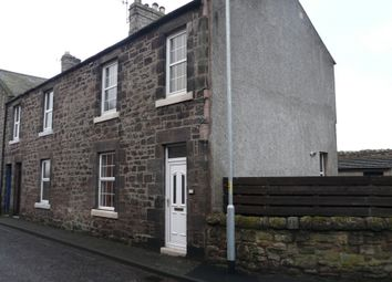 Thumbnail 2 bed end terrace house for sale in Commercial Road, Spittal, Berwick-Upon-Tweed, Northumberland