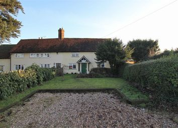 Thumbnail 2 bed semi-detached house for sale in Little Easton, Great Dunmow, Essex